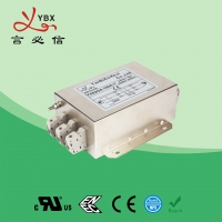 Wholesale Electric Passive Three Phase RFI Filter For Inverter 440V 480VAC 100A from china suppliers