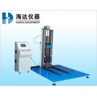 Wholesale Accurate Package Drop Testing Equipment , ISO 2248 Carton Impact Testing Machine from china suppliers