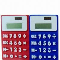 China Foldable Calculators for Promotional Gifts, Customized Logo is Accepted on sale