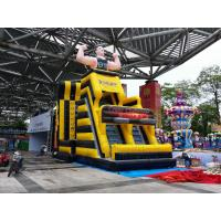 Wholesale 2017 New sports game multiplay inflatable games jump climb dart and climbing wall from china suppliers