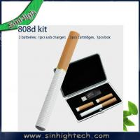 Quality Hot selling of disposable e cigarette 808D Single Kit for sale