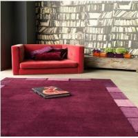 Buy cheap Modern Handtufted Acrylic Carpet Floor Area Rug Cotton Backing from Wholesalers