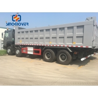 Wholesale Mining Job 371 420 30 ton Howo Tipper Truck from china suppliers
