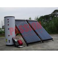 China Industrial Solar Water Heater Copper Coil , Home Solar Water Heating Systems on sale