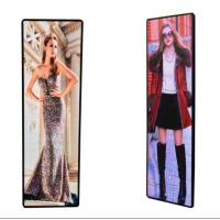 China Electronic  Illuminated Poster Frames , Led Digital Poster P2 For Shopping Mall on sale