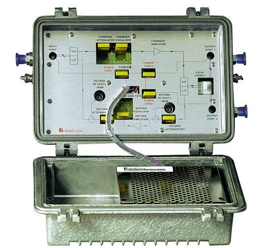 Motorola Cable Amplifier : Motorola mhz w tv distribution amplifier ≥ db for