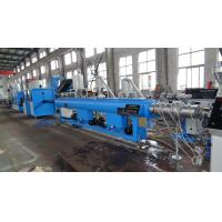Wholesale Single Screw Extrusion Elelctrical Wire Pp Pipe Extrusion Line 11-125KW Power from china suppliers