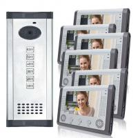 Wholesale 7 Inch Large Wired Villa Video Door Phone With Touch LCD Screen from china suppliers