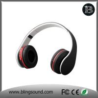 Quality New designed bluetooth headphone wireless headset for sale