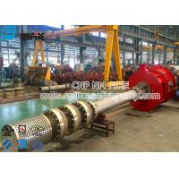 Wholesale 1000 Usgpm Nfpa Standard Vertical Turbine Fire Pump Sets Cast Iron Bearing Housing from china suppliers