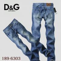 China free shipping D&G men jeans cotton pants hot sell jeans on sale