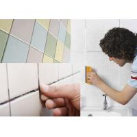 China High Temperature Mosaic / Ceramic Wall Tile Adhesive Waterproof For Outdoor on sale