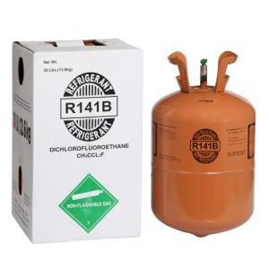 China refrigerant gas r141b refrigerant gas cylinder on sale