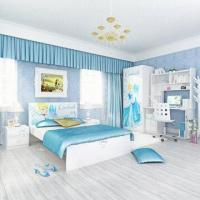Wholesale E0 Grade Kids'/Children's Bedroom Furniture, Home Product/Desk/Chair, Disney, Princess from china suppliers