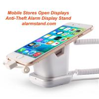 Buy cheap COMER stand-alone Anti-theft Security cell phone holders with alarm from Wholesalers