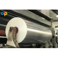 Wholesale Compostable Plastic Film UV Varnish And Stamping Suitable Matte Finish Laminating PLA Film from china suppliers