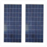 Wholesale Water Resistant Poly PV Module , Polycrystalline Silicon Solar PanelsFor Roof from china suppliers