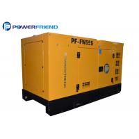 China 40KW 50KVA Fawde Diesel Power Generator with 4DX22-65D Engine on sale