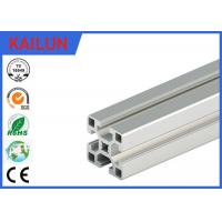 Wholesale Aluminum T - Slotted Framing System 40 X 40 Mm , 2 Mm Wall Thick Aluminium Extrusion Accessories from china suppliers