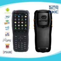Wholesale 3.5 inch android handheld barcode scanner rugged pda with 3g wifi nfc/rfid from china suppliers