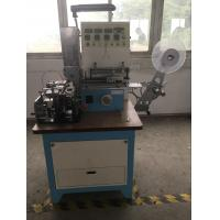 Wholesale Automatic High Speed Ultrasonic Automatic Labeling Machine For Ribbon , Belt Cutting from china suppliers