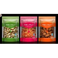 Buy cheap Colored Simple Plastic Food Packaging Stand Up Pouch With Aluminium Layer from Wholesalers