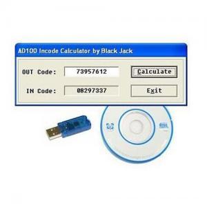 China ALK Car pin code calculator T300 SBB MVP Incode Outcode Calculator on sale