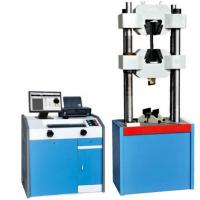 China Hydraulic Type Universal Tensile Testing Machine for Tension Strength  Testing on sale
