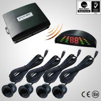 China High definition cm accuracy self-test led wireless parking sensor on sale