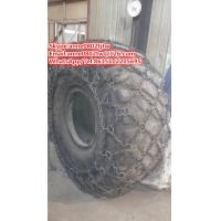Wholesale tire protection chains/tire protective chains/tire chains for underground loader from china suppliers