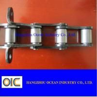 Alloy Steel Transmission Spare Parts Engineering Bush Chain For Electronic Products