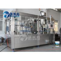 Wholesale RO System Plastic Bottle Filling Machine , Drinking Water Liquid Filling Equipment from china suppliers