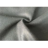 60wl30P10other dark navy  color plain Melton Wool Fabric for all people