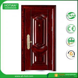 China Vented Steel Security Door Unique Home Designs Security Doors on sale
