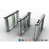 Wholesale Speedgate Turnstile Barrier Gate Revolving Doors Access Control System Pedestrian Entry Barriers from china suppliers