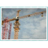Small Mobile Construction Tower Crane Jib Length 50m Building Tower Crane