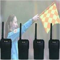 Wholesale Full-duplx AHF 2.4GHz Digital Two Way Radios Waterproof For Football Referee from china suppliers