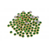 Wholesale Home Decoration / Nail Art Rimmed Rhinestones Environmentally Friendly from china suppliers