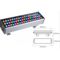 Wholesale high power DMX512 control 54W led wall washer light IP65 AC85V-265V/DC24V from china suppliers