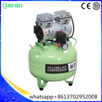 Buy cheap Factory price oil free silent dental air compressor for dental chair units from wholesalers