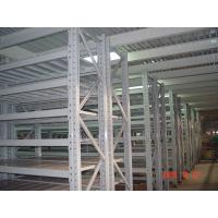Buy cheap Q235B Raw Material Multi Tier Racking System Multilayer Shelf Racks from wholesalers