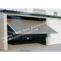 Wholesale Modern Aluminum Industrial Garage Doors Present Contemporary Elegance With Sleek Lines from china suppliers