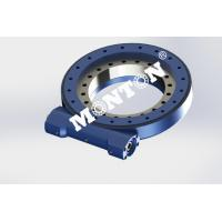 Wholesale Durable Slewing Ring Drive , Small Slew Drive Fit Solar Tracking System from china suppliers