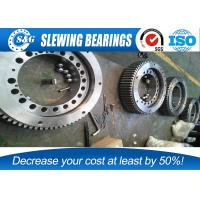 Wholesale High Precision Crane Slewing Bearing , Rothe Erde Slewing Bearing from china suppliers
