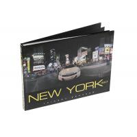 Wholesale City Memory Art Book Printing Services Cmyk Offset Printing from china suppliers
