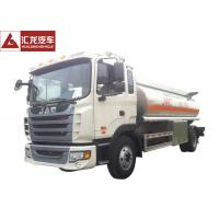Wholesale Advanced Chassis Fuel Delivery Truck Light Tare Weight With Anti - Electro Static Pole from china suppliers
