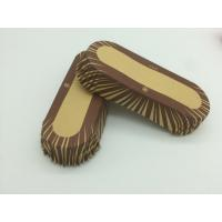 Wholesale Oilproof Boat Shaped Paper Baking Cups Brown Cupcake WrappersMuffin Eco Friendly from china suppliers