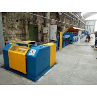 Buy cheap Automated ISO9001 Copper Wire Drawing Machine , Horizontal Welding Rod / Wire Nail Making Machine from wholesalers