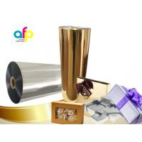 Wholesale Chemically Treated Polyester Metallized Thermal Laminate Film for Offset Printing from china suppliers