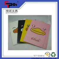 Wholesale Office & School Supplie Printed PP Stationery Translucent Elastic Closure File Folder from china suppliers